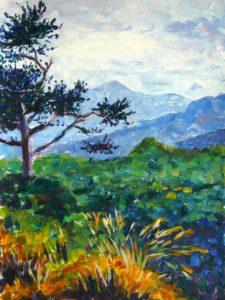 peinture-montagne-impressionniste-pineau