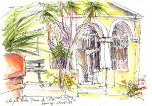 Sanary chapelle notre-dame de la pitie