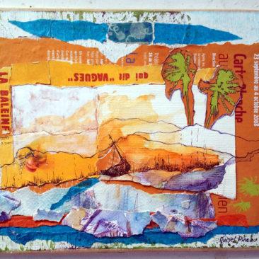 Collage Paysage paesine