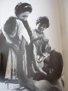 photo acteurs Pasolini cinéaste Les cahiers du cinéma