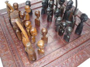 jeu d'échec africain